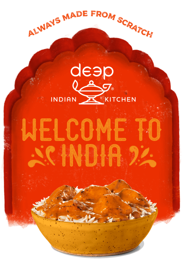 Deep Foods — Indian Kitchen